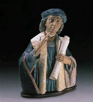 Lladro-Christopher Columbus Le1000 1987-94