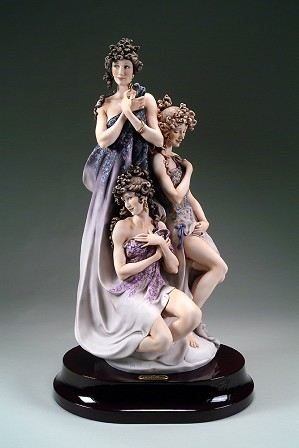 Giuseppe Armani-The Three Graces - 707 - Ltd. Ed. 1500