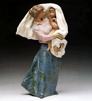 Lladro-Mothers Pride 1990-99