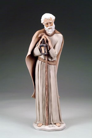 Giuseppe Armani-St. Joseph - Nativity