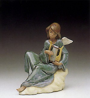 Lladro-Heavenly Strings 1990-93