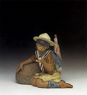 Lladro-Natures Friend 1991-93