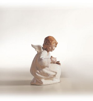 Retired Lladro-Seaside Angel