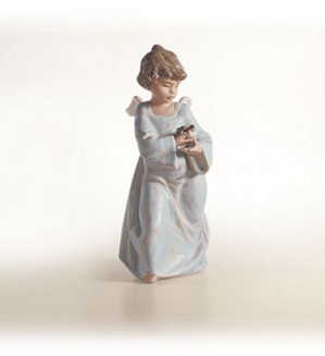 Retired Lladro-Friends In Flight