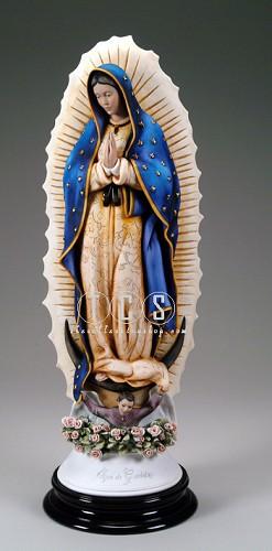 Giuseppe Armani-Virgen De Guadalupe - Ltd. Ed. 3000