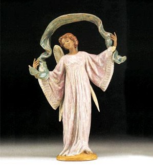 Lladro-Winged Love 1993-95