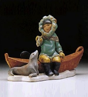 Lladro-Artic Friends  1994-96