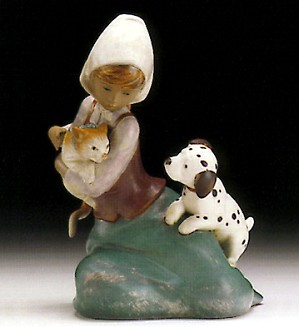 Lladro-Little Friskies 1994-97