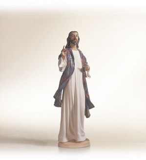 Lladro-The Holy Teacher