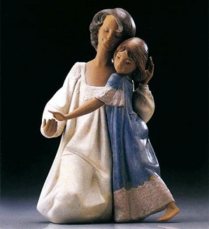 Lladro-Good Night 1995-99