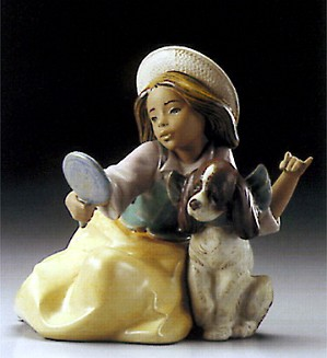 Lladro-Who's The Fairest ? 1995-99