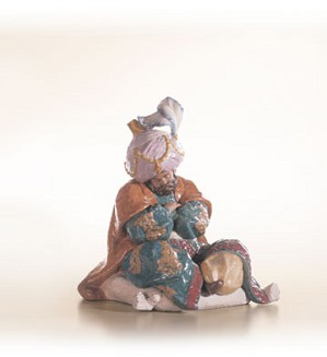 Lladro-Sultans Dream 1996-2002