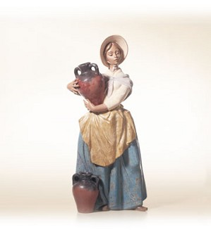 Lladro-In Search Of Water