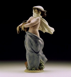 Lladro-Braving The Storm 1997-99