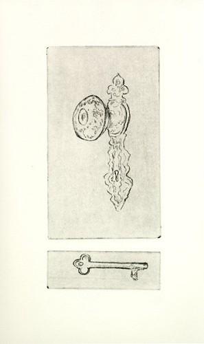 Gamboa-Door Detail I