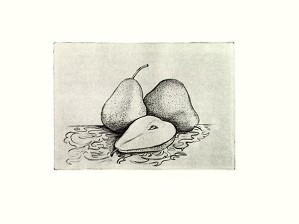 Gamboa-Three Pears