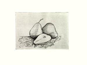 Gamboa-Three Pears