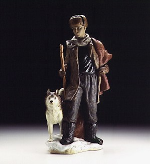 Lladro-Artic Explorer 1998-2000