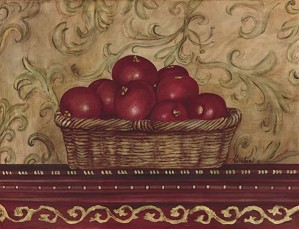 Gamboa-French Country Apples