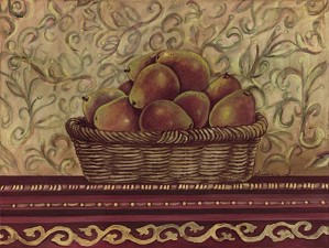Gamboa-French Country Pears
