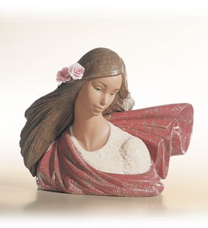 Lladro-Deep In Thought 2000-02