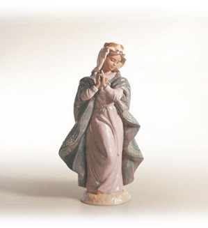 Retired Lladro-Young Mary