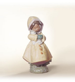 Retired Lladro-Hug Me Tight 2001-04
