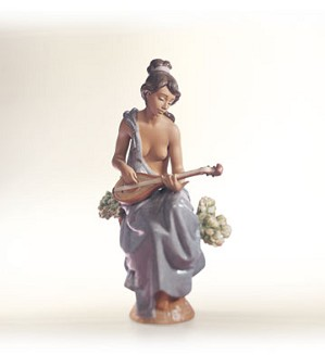 Retired Lladro-Music From My Heart 2001-04