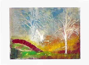 Gamboa-Red Landscape
