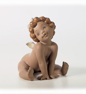 Retired Lladro-Winged Delight