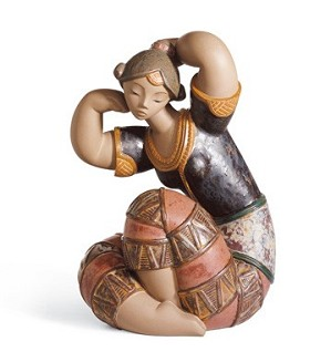 Lladro-Young Indian I