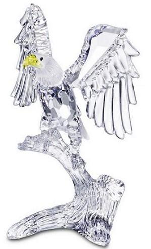 Swarovski Crystal-Swarovski Bald Eagle
