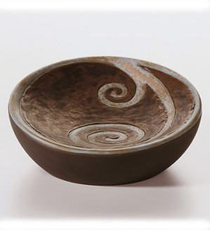 Lladro-Bowl Pulse Of Africa