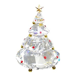 Swarovski Crystal-Christmas Tree