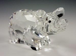 Swarovski Crystal-Swarovski Zodiac Pig