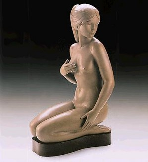 Lladro-The Nymph Le250 1987-95