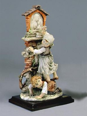 Giuseppe Armani-Flowers For The Shrine
