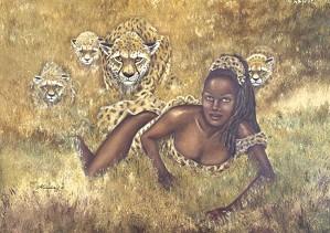 Gamboa-Eyes Of The Jungle