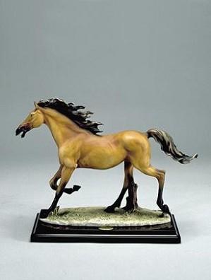 Giuseppe Armani-TROTTER HORSE