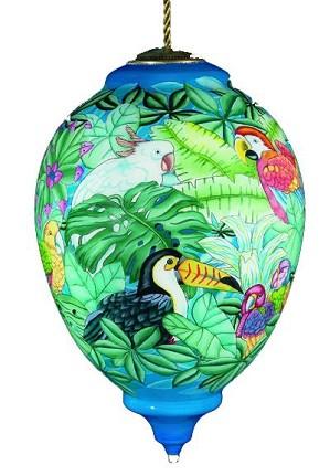 Neqwa-Tropical birds