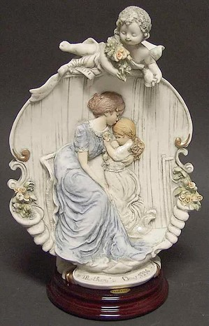 Giuseppe Armani-Mothers Day Plaque 1996