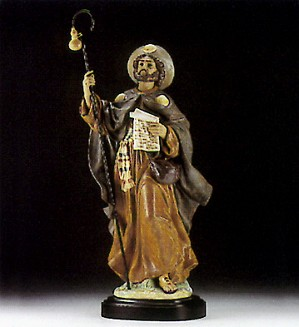 Lladro-St. James The Apostle Le1000 1994-96