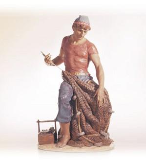 Lladro-Man Of The Sea Le1000 1997-03
