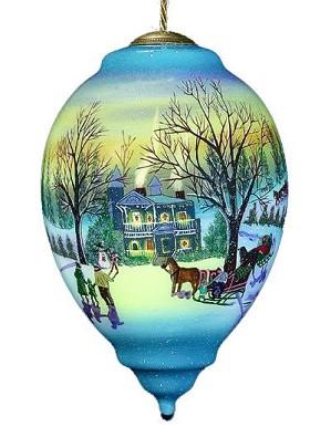 D. Morgan-Christmas keepsakes