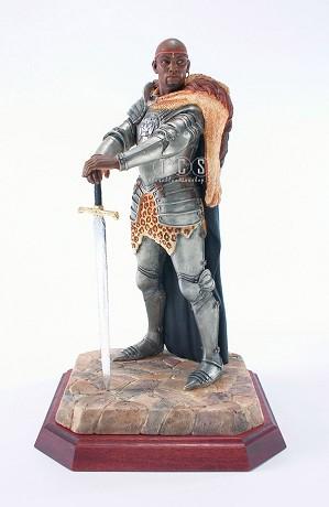 Ebony Visions-Dark Knight Artist Signed