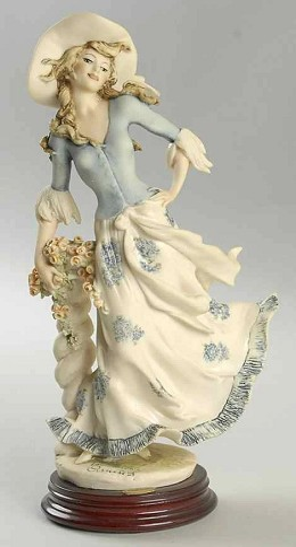 Giuseppe Armani-Lady Jane-Figurine Of The 1996