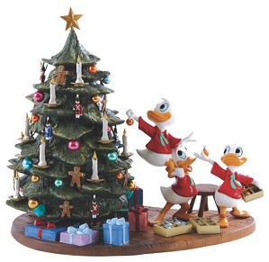 WDCC Disney Classics-Mickeys Christmas Carol Holiday Helpers