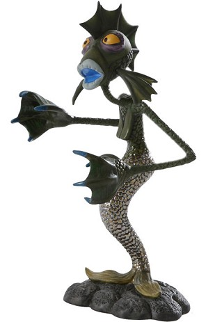 WDCC Disney Classics-The Nightmare Before Christmas Brinky Beauty Undersea Gal