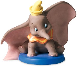 WDCC Disney Classics-Dumbo Little Clown