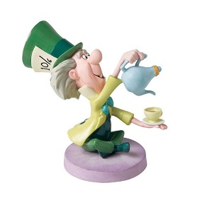 WDCC Disney Classics-Alice In Wonderland Mad Hatter Topsy Turvy Tea Tottler Wdcc In The Spotlight Quintessentially Disney